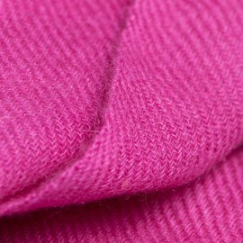 Violet kypertvävd pashmina sjal