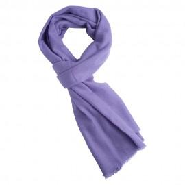 Ametist kypertvävd pashmina scarf