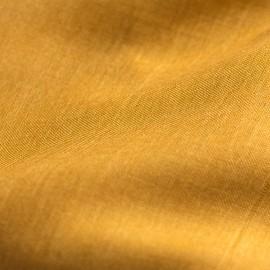 Mörk gyllene pashminasjal i kashmir och siden