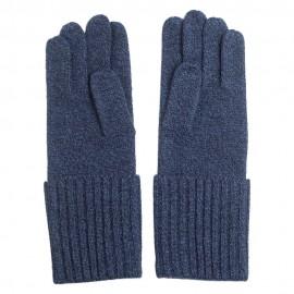 Benvita stickade kashmir handskar