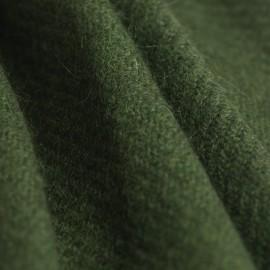 Armygrönt yak scarf