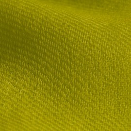 Limegrön pashmina halsduk i 2-trådigt kypert