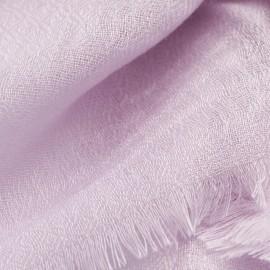 Lavendelfärgad pashmina sjal i diamantkypert