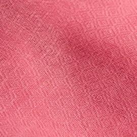 Ljusrosa diamantvävd pashmina sjal