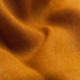 Mörk gyllene pashmina sjal i diamant mönster