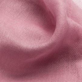 Rödviolett pashmina sjal i 2 ply kashmir