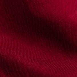 Bordeauxröd pashmina sjal i 2 ply kashmir